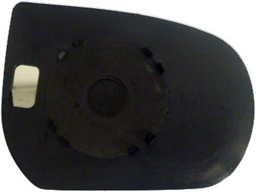 Fit System 88254 Driver Side Non-Heated Replacement Mirror Glass with Backing Plate