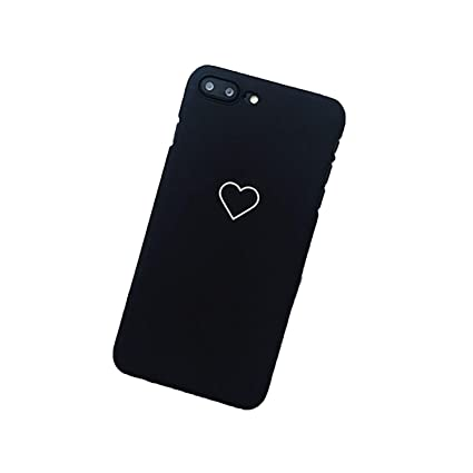 Amazon.com: Love Heart - Carcasa rígida para iPhone ...