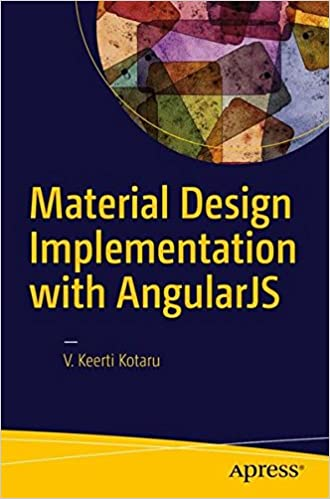Material Design Implementation with AngularJS: UI Component