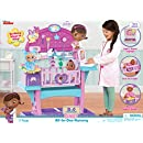 Just Play Doc Mcstuffins Baby All in One Nursery Toy, Multicolor