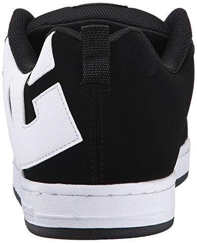 Shoes DC Black da Court Uomo Pantofole Graffik gdxAOwqU