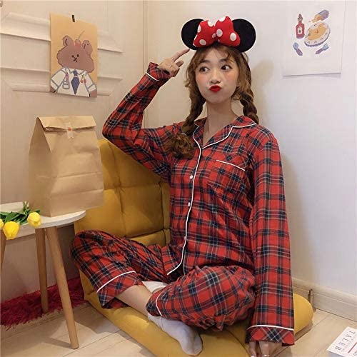 Pijama de invierno Pijamas for mujer pijama de dormir tela ...