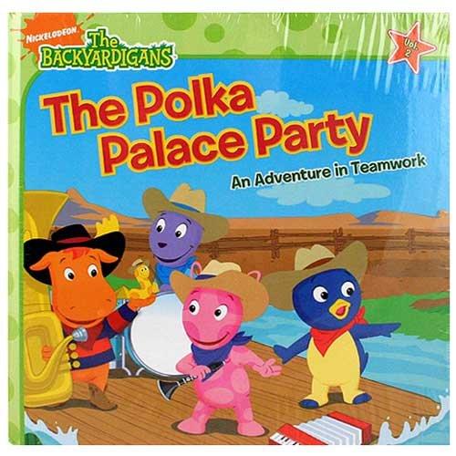 The Backyardigans - The Polka Palace Party - Volume 2