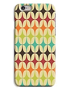 Alternative Colour Shapes For Iphone 5C Phone Case Cover Hard