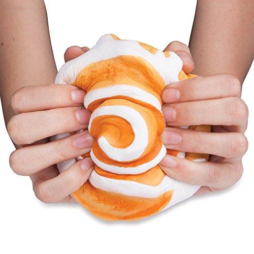 Soft'N Slo Squishies - Jumbo Cinnamon Roll