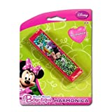 Disney Minnie Mouse Bow-tique Children\'s Play Harmonica