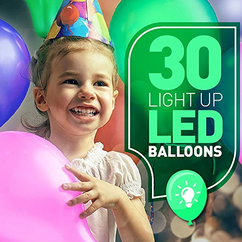 glowing party supplies - 9