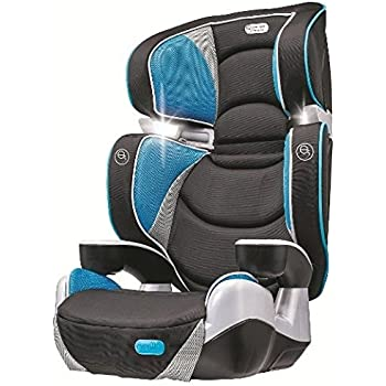 evenflo rightfit booster car seat capri child safety booster car seats baby. Black Bedroom Furniture Sets. Home Design Ideas