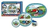 (US) Thomas The Tank Engine 5-Piece Dinnerware Set