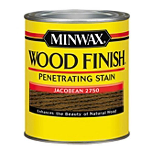 Minwax Wood Finish Half Pint Jacobean Penetrating Stain