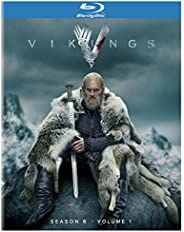 Vikings Season 6: Vol. 1 [Blu-ray]