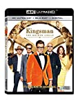 Cover Image for 'Kingsman 2: The Golden Circle [4K Ultra HD + Blu-ray + Digital]'