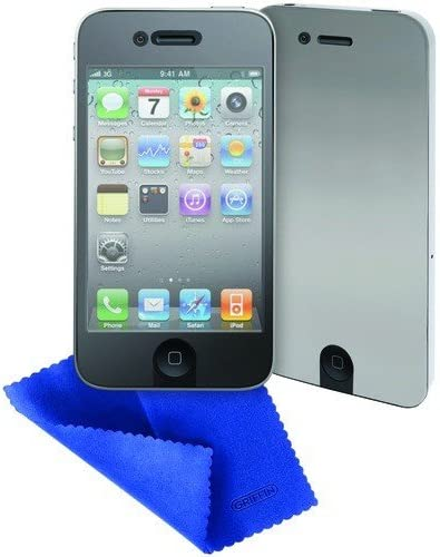 Griffin Screen Care Kit iPhone 4G Teléfono móvil/Smartphone ...