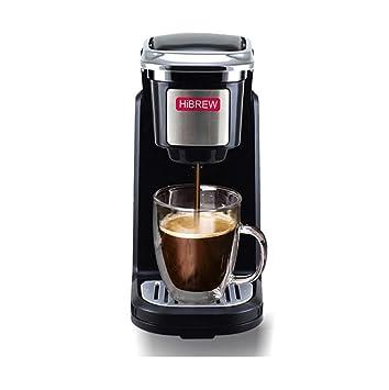 Cafetera Máquina De Café Cápsula Casera Máquina De Café Pequeña Automática Americana, Multifunción, Puede Hacer Té, 300 Ml De Capacidad: Amazon.es: Hogar