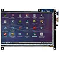 ODROID-VU7 : 7inch 800x480 HDMI display with Multi-touch