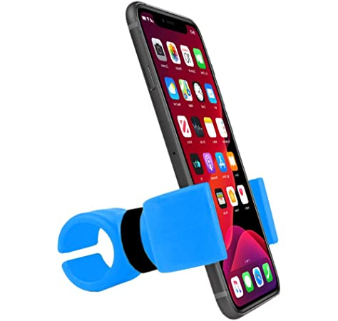 Soporte movil Mesa Compatible con iPhone 11 Escritorio (Azul ...