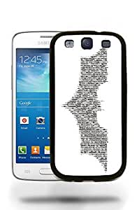 Cool New Typography Bats Phone Case Cover Designs for Samsung Galaxy S3