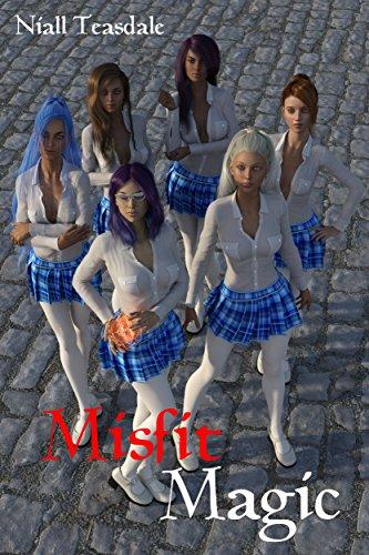 Misfit Magic (Misfits Book 1)]()