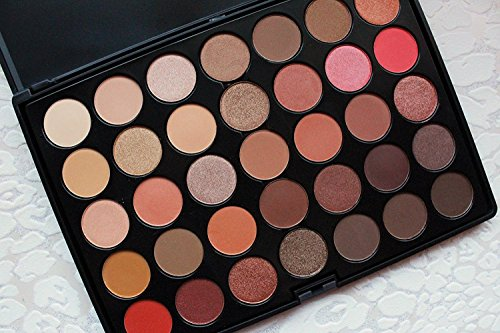 Rose gold eyeshadow palette