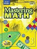 Mastering Math, Steck-Vaughn Staff, 0739892126