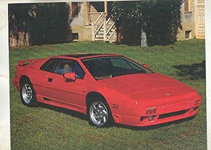 1991 Lotus Esprit Trubo SE
