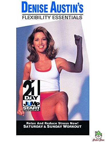 Denise Austin: 21 Day Jump Start Program - Flexibility Essentials by