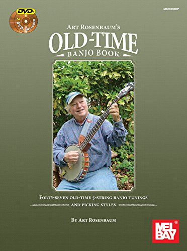 - Art Rosenbaum's Old-Time Banjo Book