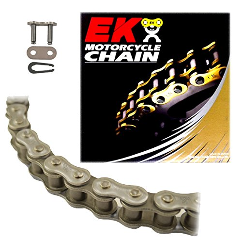 EK 530DR2 Chrome 150 Link Drag Bike Chain by EK Chains ()