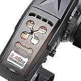 C&C Products HG P401 P402 P601 1/10 RC Car 2.4G 2CH Transmitter HG-TX1