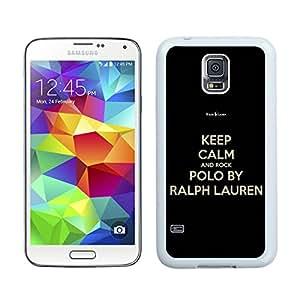 Unique S5 Case,Lauren Ralph Lauren 12 White Phone Case For Samsung Galaxy S5 Cover Case
