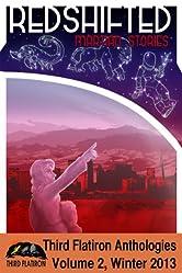 Redshifted: Martian Stories (Third Flatiron Anthologies Book 7)