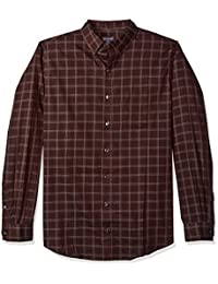 Men's Big and Tall Traveler Stretch Non Iron Long Sleeve...