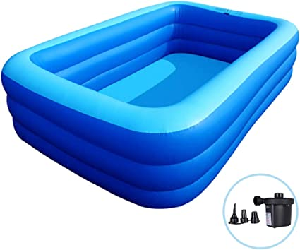 Gigante Niño Piscina Hinchable PVC Anti-ultravioleta Adulto ...