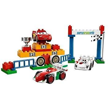 Amazon.com: LEGO DUPLO Disney Cars Exclusive Limited Edition Set ...