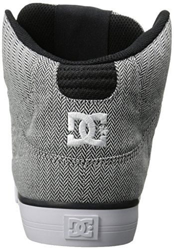 DC Shoes SPARTAN HIGH WC M SHOE XKKW, Sneakers da uomo Gray Xssk