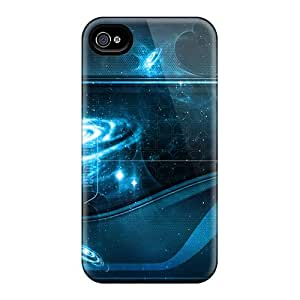 Durable Protector Cases Covers With Galaxies In Space Hot Design For Iphone 6plus