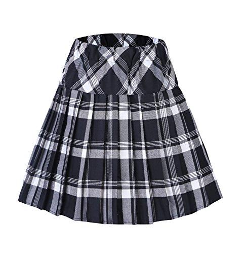 Women's Plaid Skirt: Amazon.com