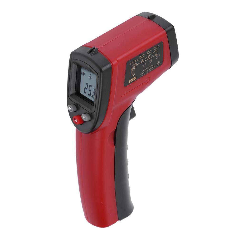 Pirómetro Digital infrarrojo inteligente Sin contacto GM320