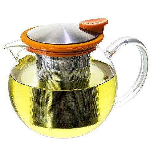 forlife teapot orange - 6