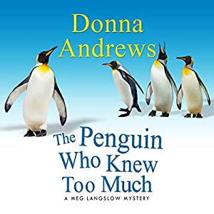 The Penguin Who Knew Too Much Audiobook