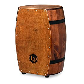 Latin Percussion Matador Whiskey Barrel Cajon -Tumba