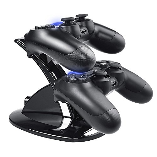 Highest Rated Playstation 4 Batteries & Chargers