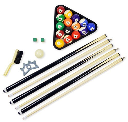 Hanko Premium Billiards Pool Accessory Kit