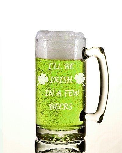 - Etched Beer Mug The Legend of Zelda Triforce Hylian Crest