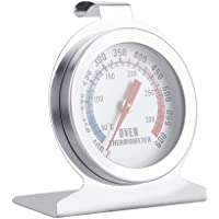 FTVOGUE Termómetro de horno de acero inoxidable con indicador de temperatura (50-300 °C)
