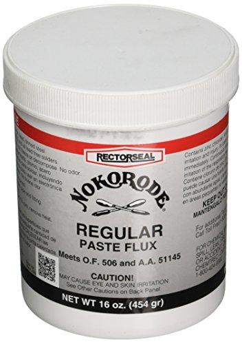 RECTORSEAL 14030 Nokorode Solder Paste 1 Lb ()
