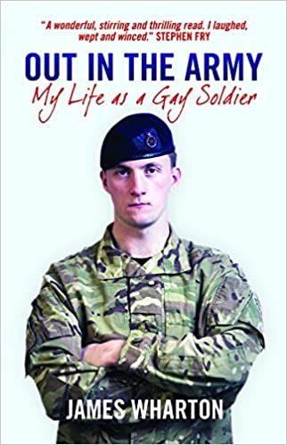Book Out In The Army: My Life As A Gay Soldier