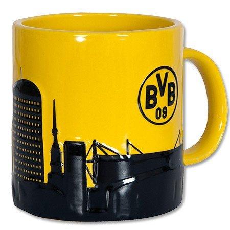 BVB Tasse mit Skyline by lizensierter Clubartikel