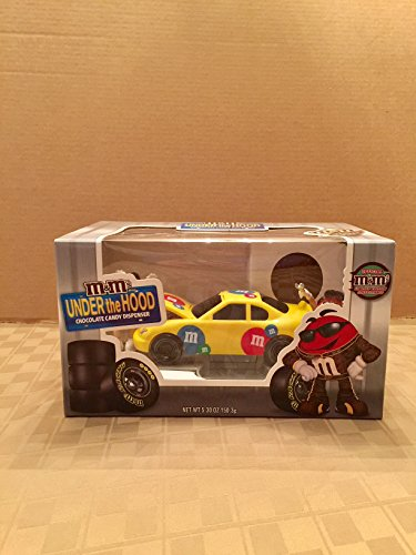 M &M's Under the Hood Chocolate Candy Dispenser