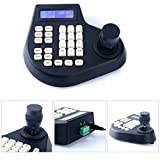 YaeKoo CCTV joystick Keyboard Controller LCD Display for PTZ Speed Dome Camera control